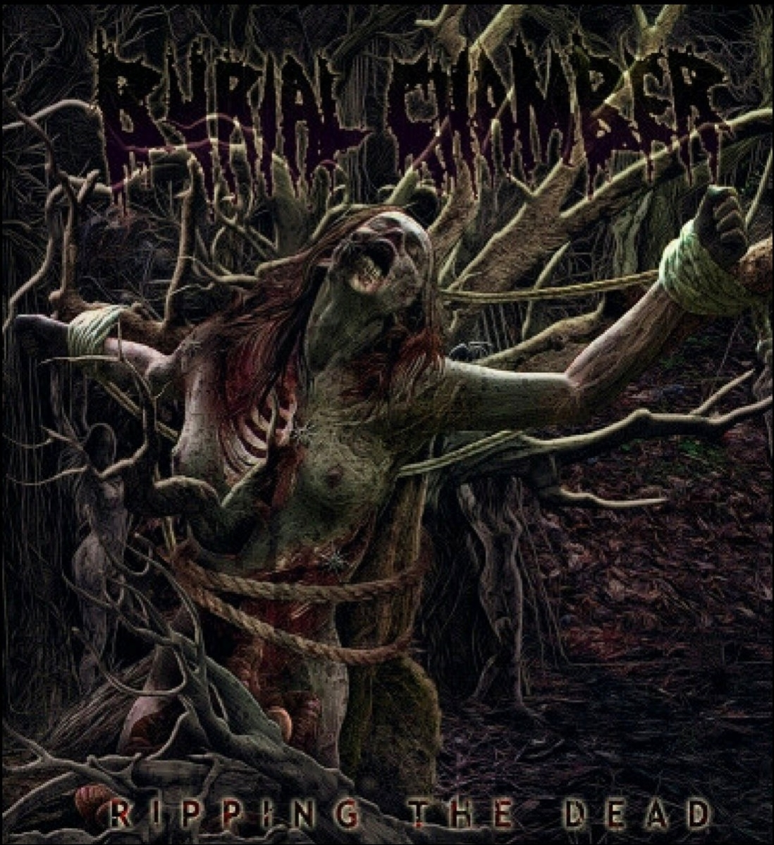 Album Review: Ripping The Dead - Burial Chamber