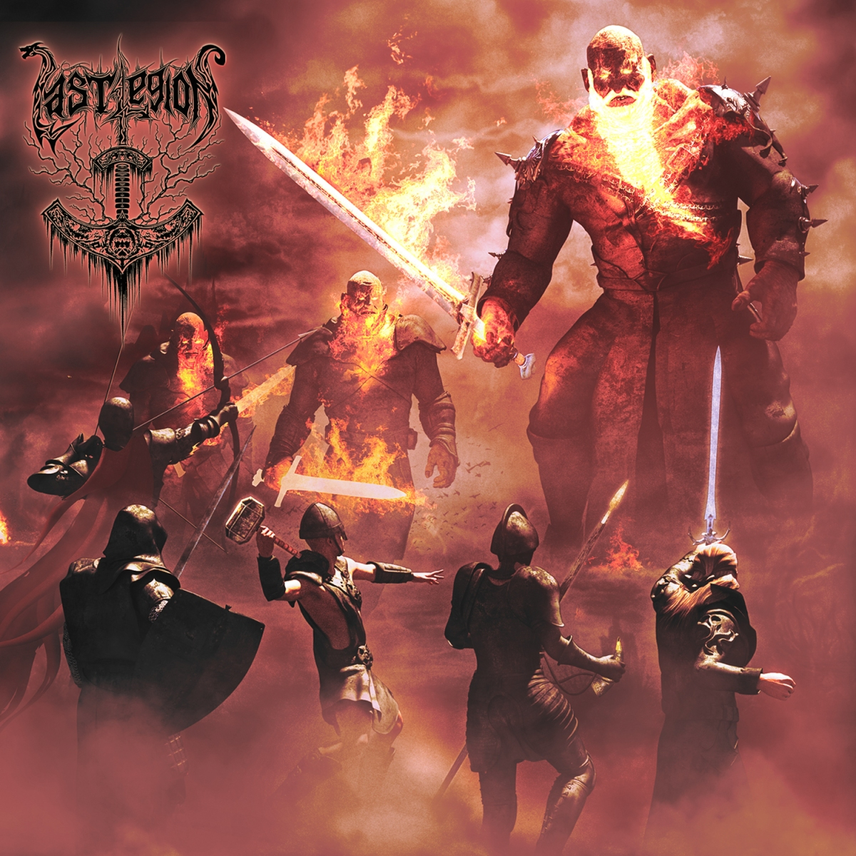 Album Review: Last Legion- Muspelheim