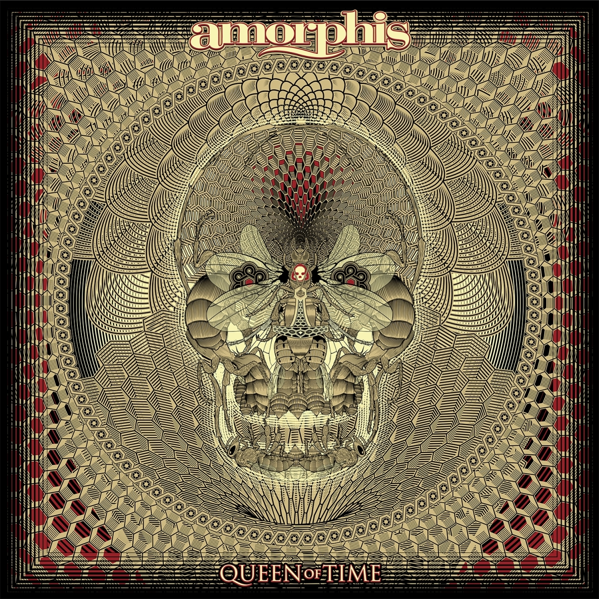 Album Review: Queen of Time- Amorphis