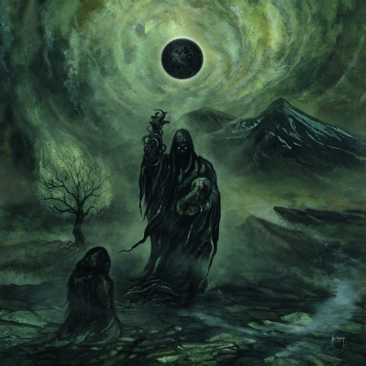 Album Review: Cult of a Dying Sun- Uada