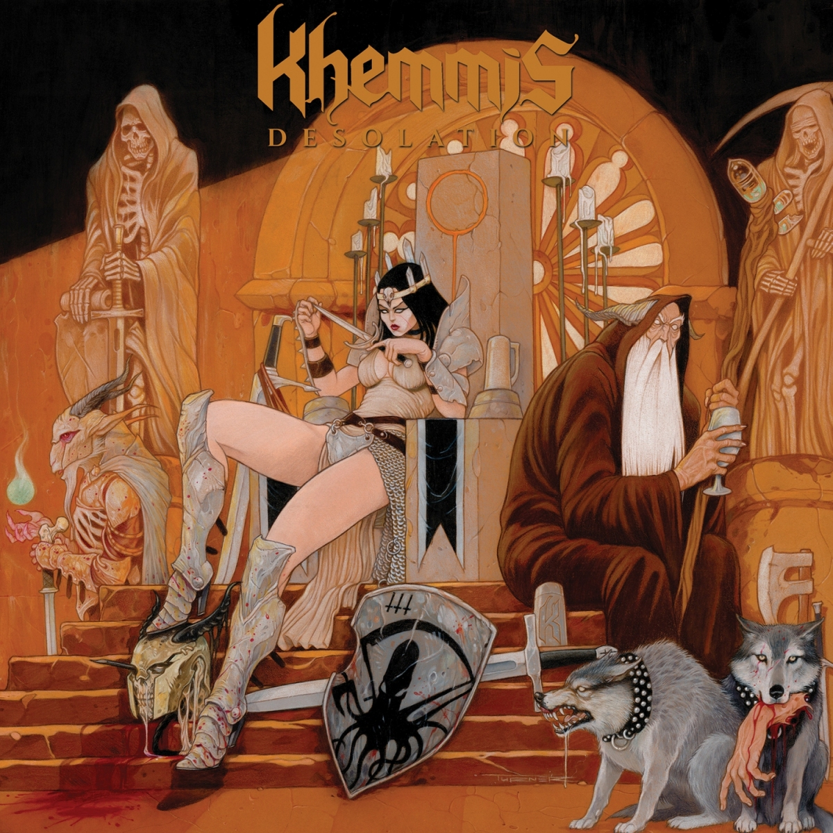 Album Review: Desolation- Khemmis