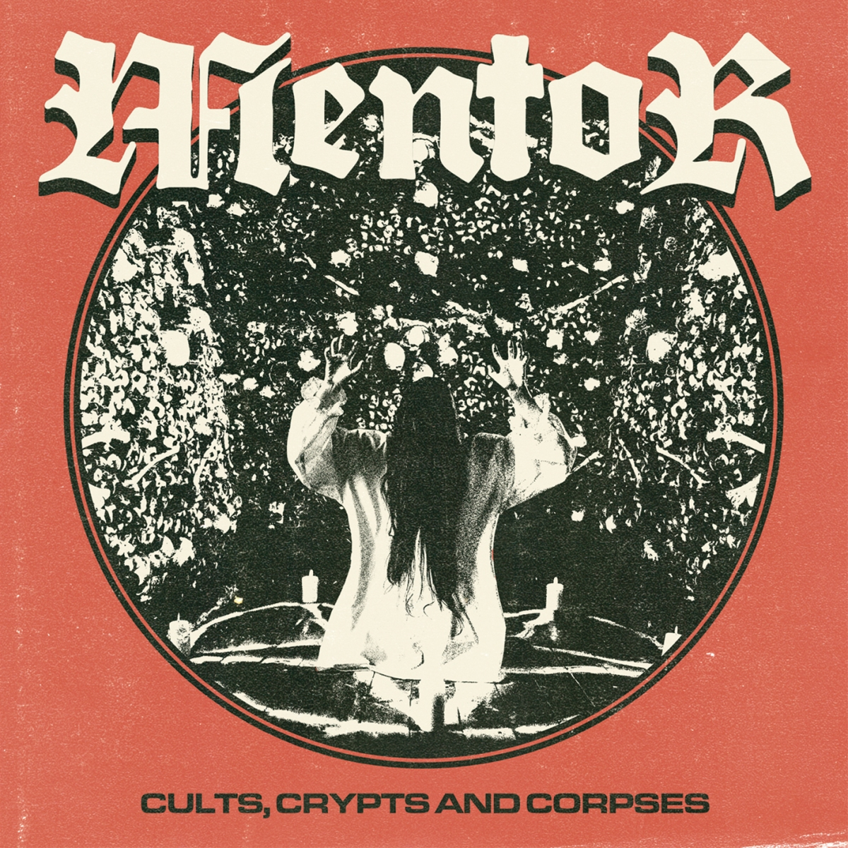 Album Review: Cults, Crypts and Corpses - Mentor