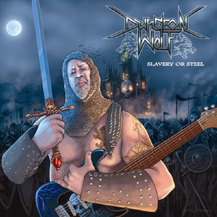 Cover DUNGEON WOLF_Slavery Or Steel