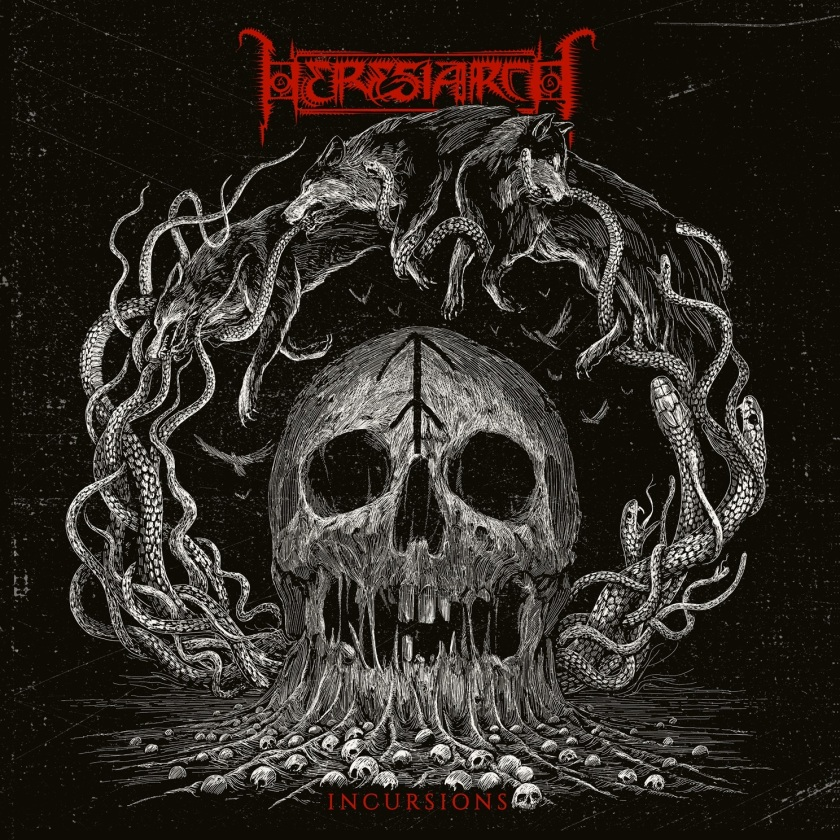 Heresiarch - Incursion COVER