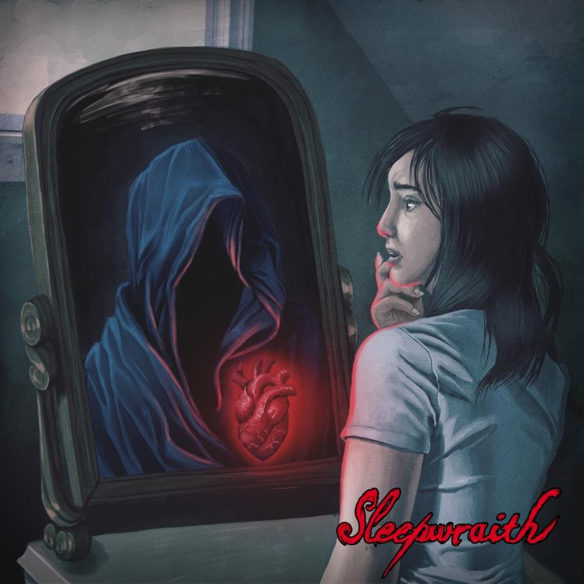 Sleepwraith-DayTerrors Cover