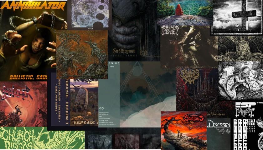 Metal Wanderlist 1 MashUp