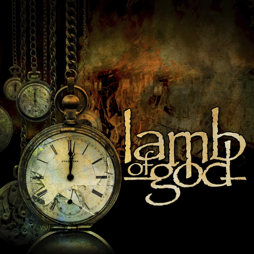 Lamb Of God - Lamb Of God - Artwork