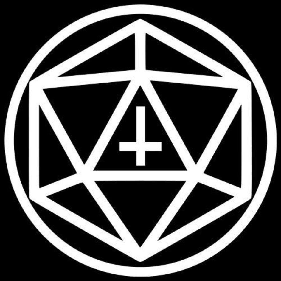 Orcrypt DnD Logo