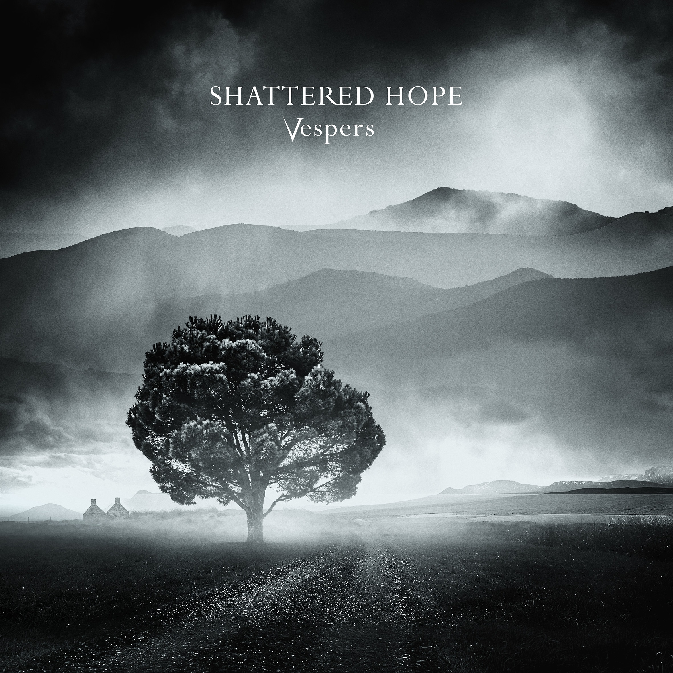 Shattered Hope - Vespers Cover