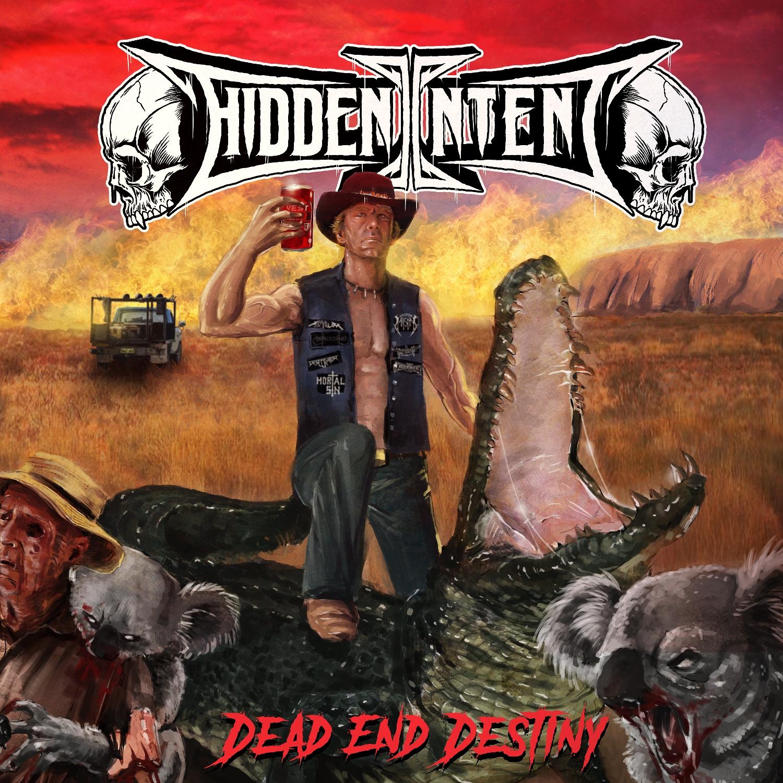 Hidden Intent DED Cover